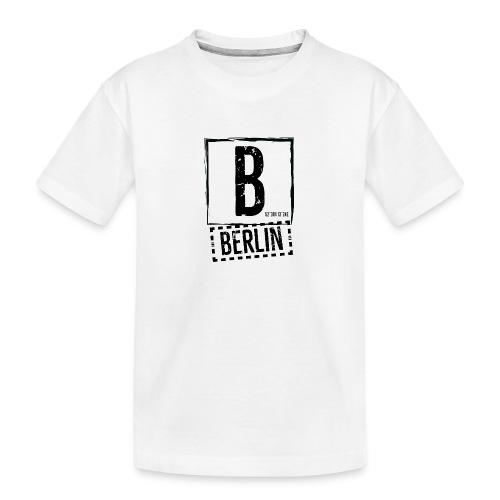 Berlin - Teenager Premium Organic T-Shirt