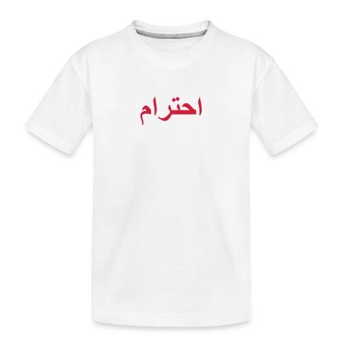 Respekt - Teenager Premium Bio T-Shirt