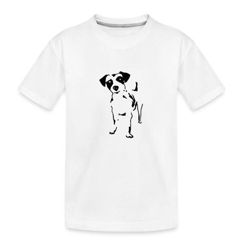 Jack Russell Terrier - Teenager Premium Bio T-Shirt