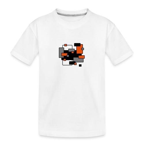 Bizarre Cosmos - Camiseta orgánica premium adolescente