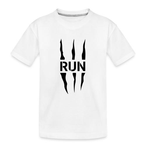Run Scratch - T-shirt bio Premium Ado
