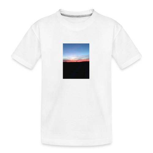 late night cycle - Teenager Premium Organic T-Shirt