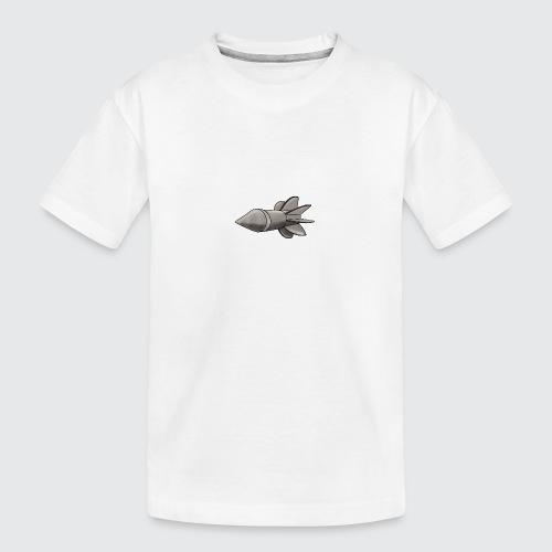 Rakete - Teenager Premium Bio T-Shirt