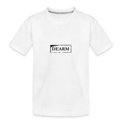 dear png - Teenager Premium Organic T-Shirt