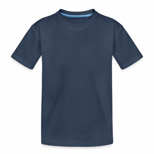 MS - Teenager premium T-shirt økologisk