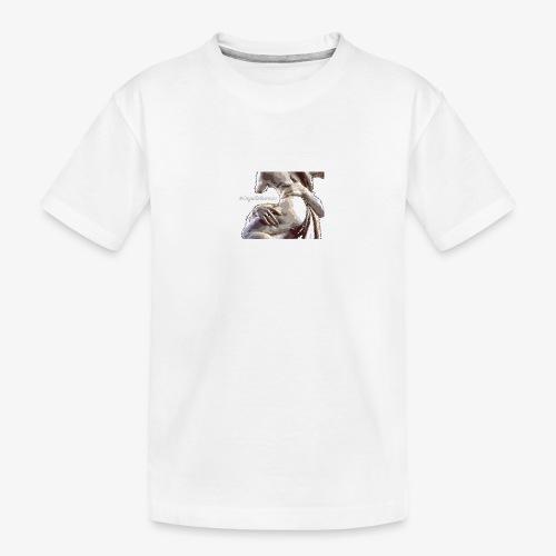 #OrgulloBarroco Rapto difuminado - Camiseta orgánica premium adolescente