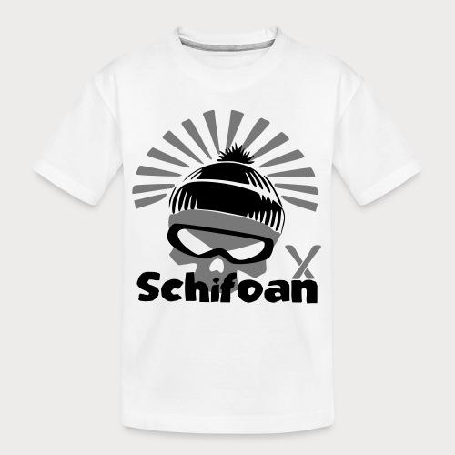 Schifoan - Teenager Premium Bio T-Shirt