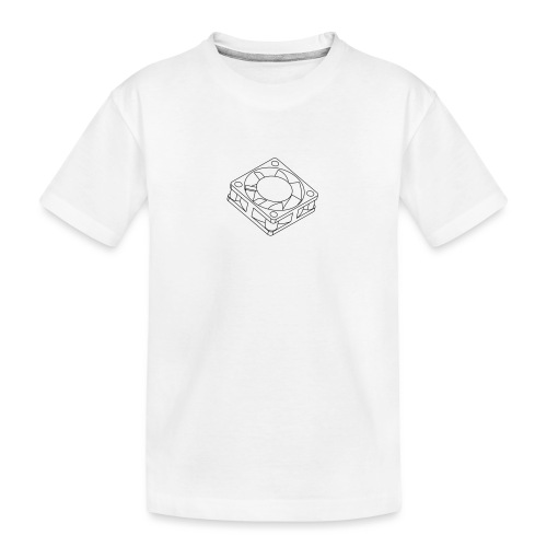 30X30xX10 (no text). - Teenager Premium Organic T-Shirt