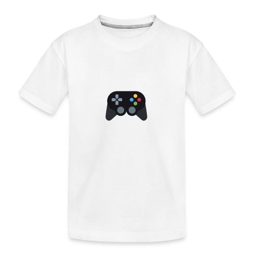 Spil Til Dig Controller Kollektionen - Teenager premium T-shirt økologisk