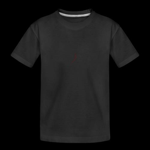 logo Style red - T-shirt bio Premium Ado