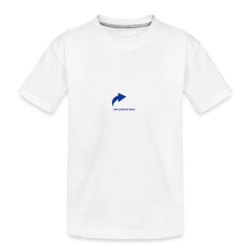 1527348336103 - Ekologisk premium-T-shirt tonåring