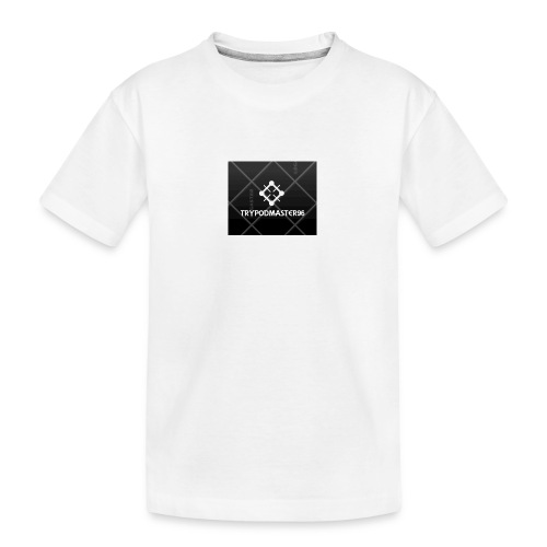 my youtube channle march - Teenager Premium Organic T-Shirt