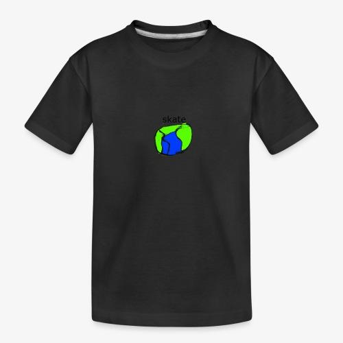 aiga cashier - Teenager premium T-shirt økologisk