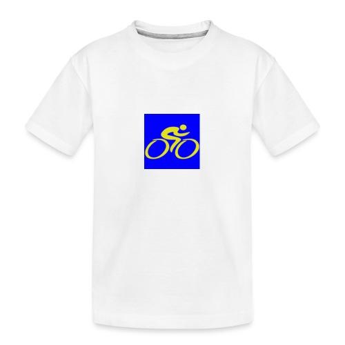 Tour de Epe Logo 2017 2018 2 png - Teenager premium biologisch T-shirt