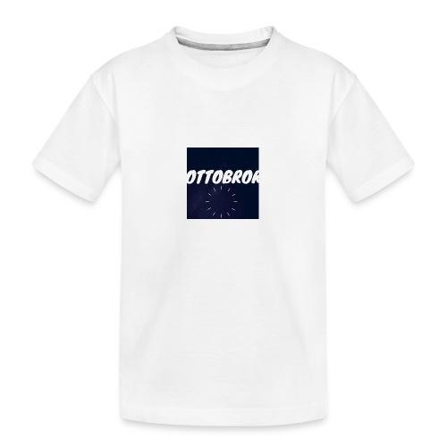 Ottobror - Ekologisk premium-T-shirt tonåring