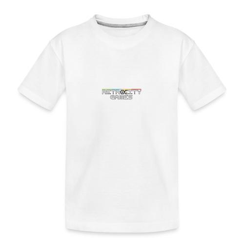 Casquette officielle - T-shirt bio Premium Ado