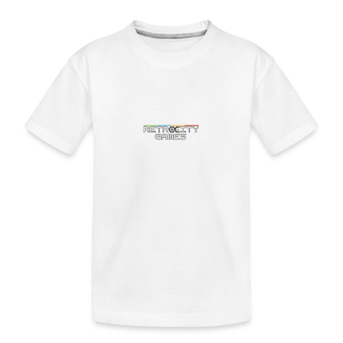 tasse officielle - T-shirt bio Premium Ado