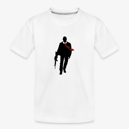 PREMIUM SO GEEEK HERO - MINIMALIST DESIGN - T-shirt bio Premium Ado