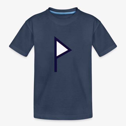 Rune Wunjo - Teenager Premium Bio T-Shirt