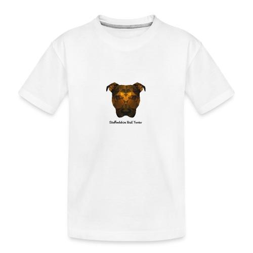 Staffordshire Bull Terrier - Teenager Premium Organic T-Shirt