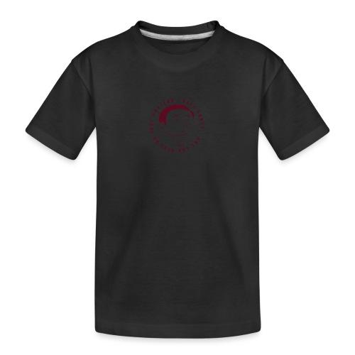 Pete Snott - Teenager Premium Organic T-Shirt