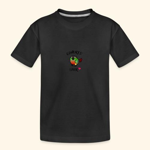 Conures' Lover: opaline - T-shirt bio Premium Ado