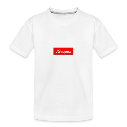 JGvapez - Teenager Premium Organic T-Shirt