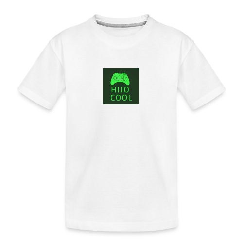 Hijo cool logo - Ekologisk premium-T-shirt tonåring