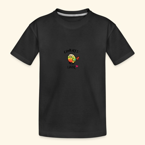 Conures' Lover: Ananas - T-shirt bio Premium Ado