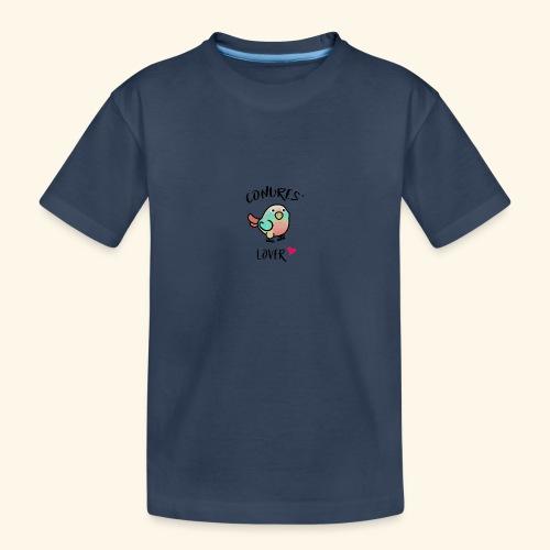 Conures' Lover: Toc - T-shirt bio Premium Ado