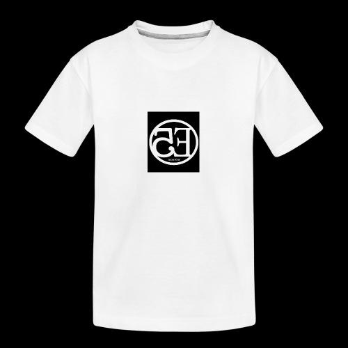 Egon2 - Ekologisk premium-T-shirt tonåring