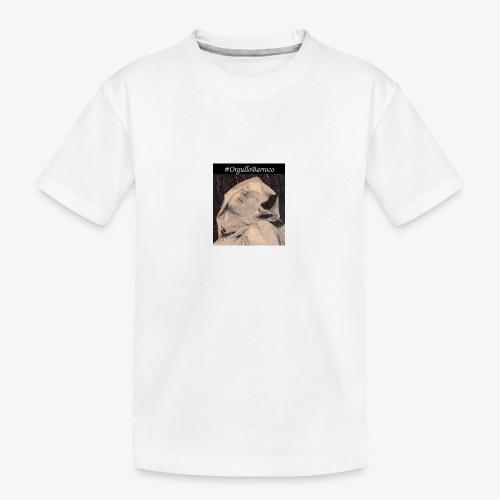 #OrgulloBarroco Teresa dibujo - Camiseta orgánica premium adolescente