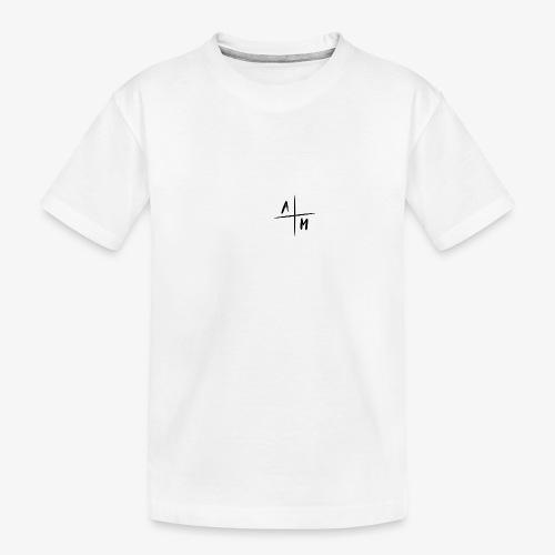 AltijdMitchell Cross Logo - Teenager premium biologisch T-shirt