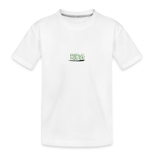 Rida Limited Edition T-Shirt! - Teenager premium biologisch T-shirt