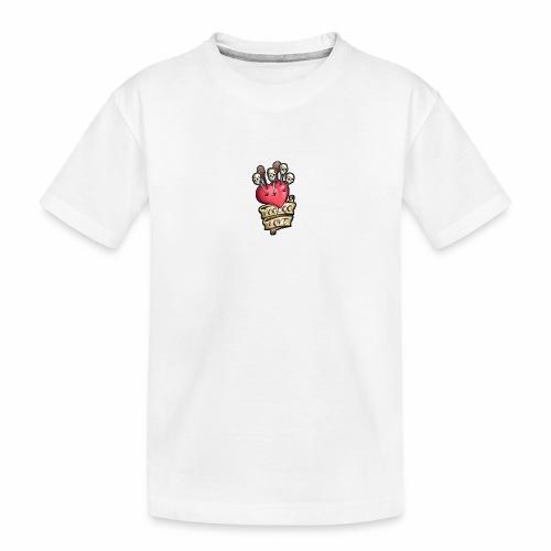 AMOR VOODOO - Camiseta orgánica premium adolescente