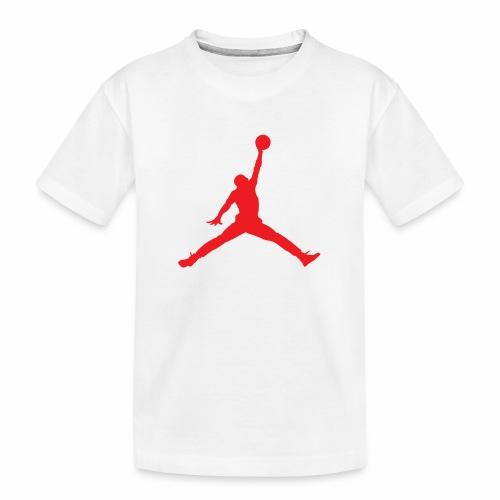 Méchant basket-ball - T-shirt bio Premium Ado