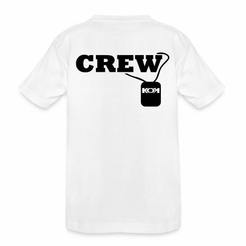 KON - Crew - Teenager Premium Bio T-Shirt