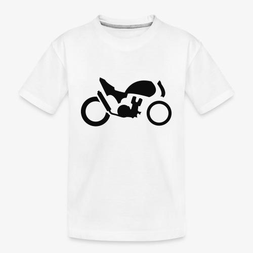 Streetfighter M4 - Teenager Premium Bio T-Shirt