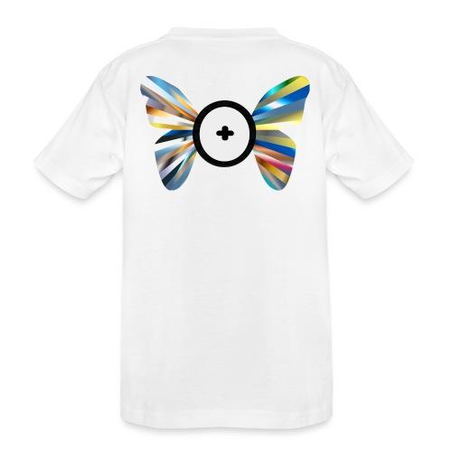 Butterfly Trans-Evolution - Maglietta ecologica premium per ragazzi