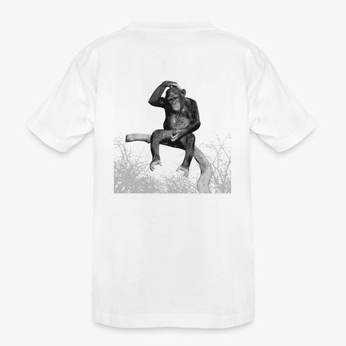 Monkey Music - Teenager Premium Organic T-Shirt