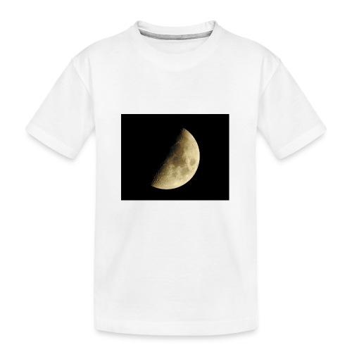 LUNA_3840X3072 - Maglietta ecologica premium per ragazzi