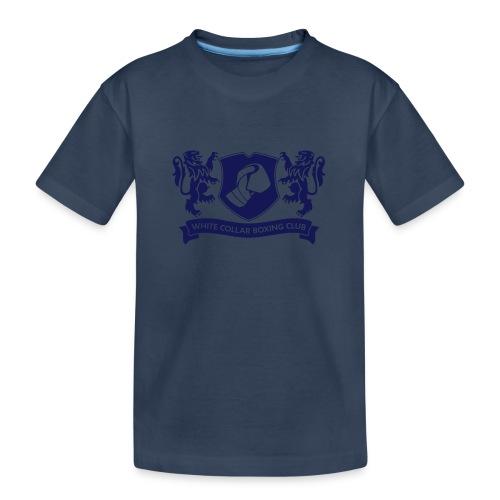 White Collar Boxing Sportsbag - Teenager Premium Bio T-Shirt