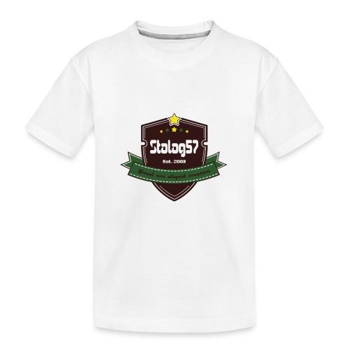 logo - T-shirt bio Premium Ado