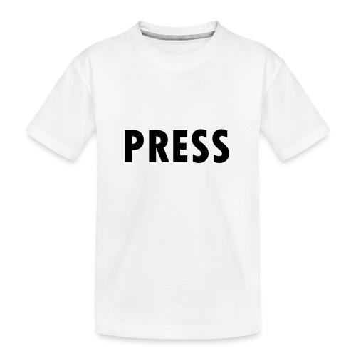 press - Teenager Premium Bio T-Shirt
