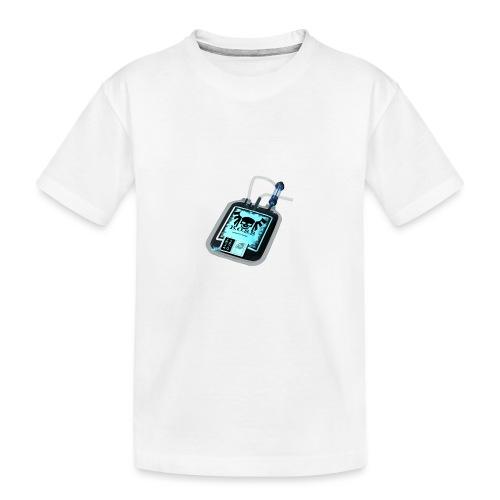 PLASMA B.O.S.S - T-shirt bio Premium Ado