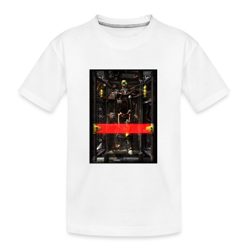 Autopsie - T-shirt bio Premium Ado
