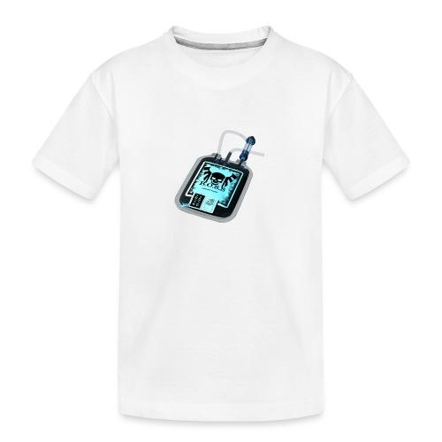 Plasma noir - T-shirt bio Premium Ado