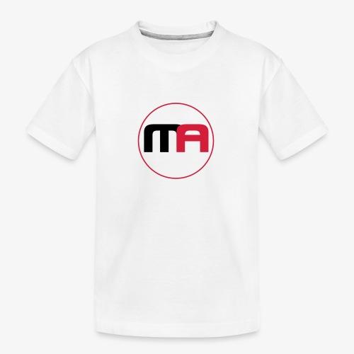Slogen_Klein - Teenager Premium Bio T-Shirt