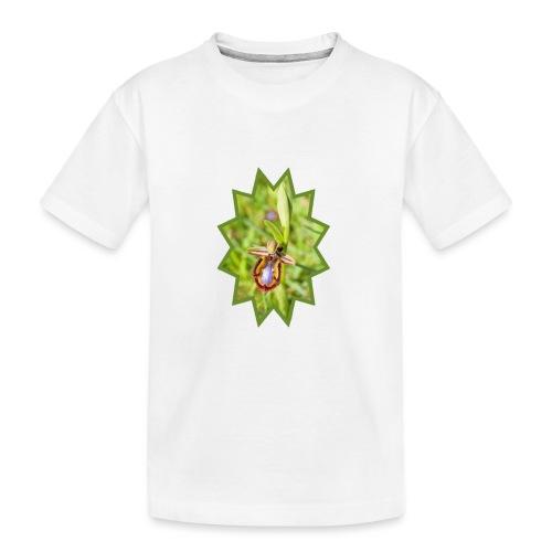 ORCHIDEES 1 - T-shirt bio Premium Ado