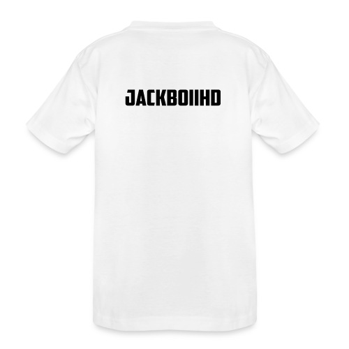 JackBoiiHD - Teenager Premium Organic T-Shirt